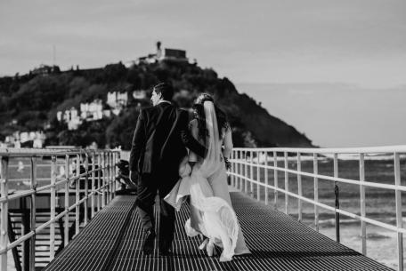 Ane y Jose - Boda en Hotel Maria Cristina - San Sebastián - ARTEFOTO590